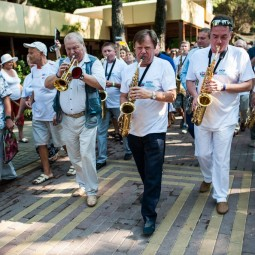 Фестиваль «Акваджаз. Sochi Jazz Festival» 2017
