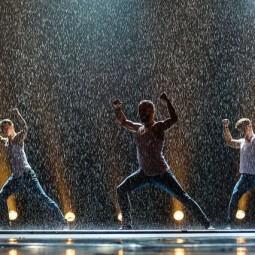 Шоу под дождем «Признание в любви-2» 2017