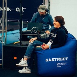 Gastreet — International Restaurant Show 2018