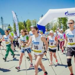 Открытые соревнования по скандинавской ходьбе 2018