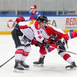 Хоккейный матч «Россия – Латвия. Еврочеллендж» 2020