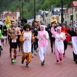 Фестиваль бега «Rosa Run» 2019