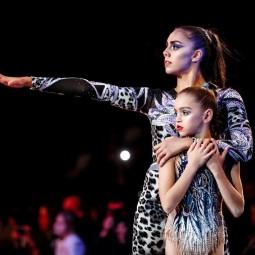 Шоу Олимпийских чемпионов «Рождение звезды» 2017