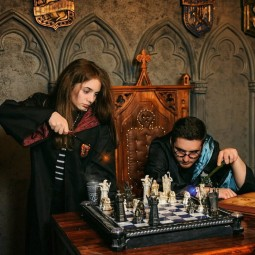Квест «Школа магии и волшебства» в Сочи Парке 2021