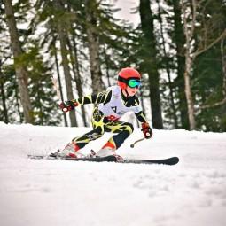 Детские соревнования по горным лыжам «Красная Поляна. Старты Надежд» 2018