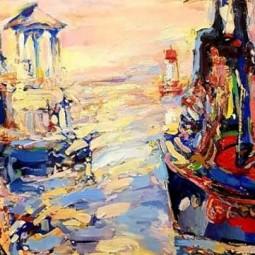 Выставка «Краски жизни»