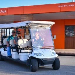 Обзорная экскурсия по Олимпийскому парку на гольф-карах 2021