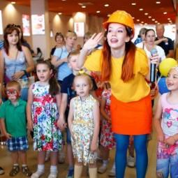 «Город профессий» в ТРЦ «МореМолл» 2019