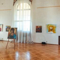 Выставка «Свет и мир»