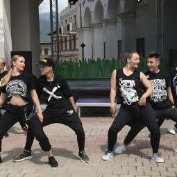 Summer Dance Camp International 2020