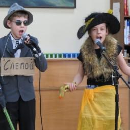 «Библиоутро» в Центральной детской библиотеке имени Н. Островского 2019