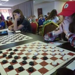 Соревнования по шашкам 2017