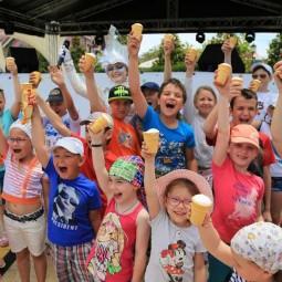 Всемирный день мороженого в Сочи Парке 2017