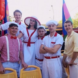 Концертные бригады на День города Сочи 2020