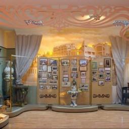 Выставка «Курортное освоение, культура Сочи»
