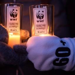 Акция «Час Земли» в Сочи 2021