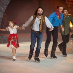 Ледовый спектакль «Вместе и навсегда» 2018