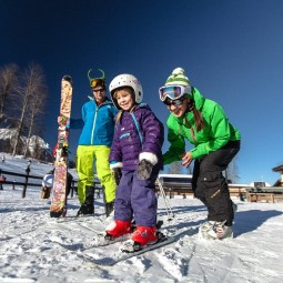 Открытый детский кубок по горным лыжам и сноуборду 2019