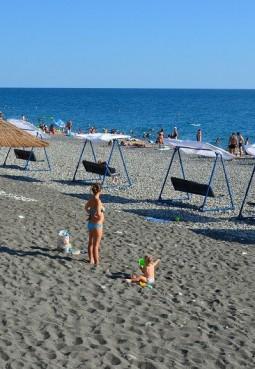 Пляж «Бархатные сезоны»