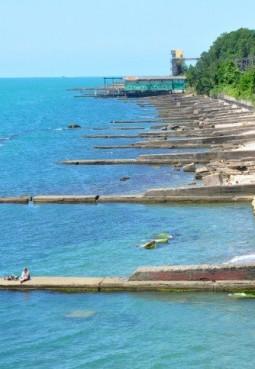 Дикие и нудистские пляжи Сочи