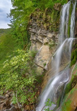 Водопад Псыдах и Шапсуг