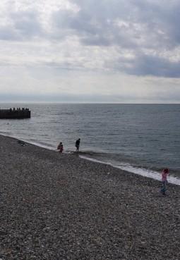 Пляж Кудепсты «Робинзон»