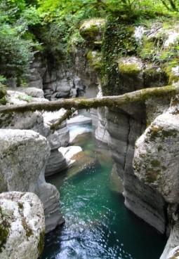 Ущелье «Белые скалы»
