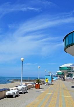 Пляж «Спутник»