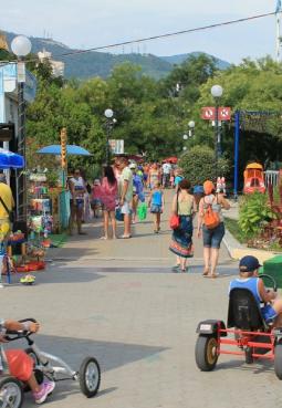 Парк культуры и отдыха Лазаревского района