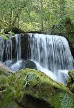 Водопад «Водолей»
