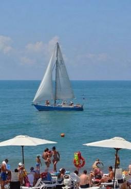 Пляж «Имеретинский»