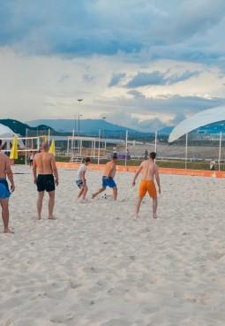 Пляж «Волна»