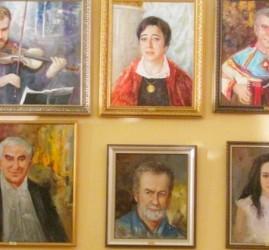 Выставка картин Игоря Венского «Портрет Сочи»