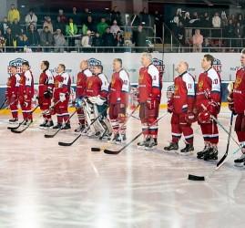 Благотворительный хоккейный матч 2020