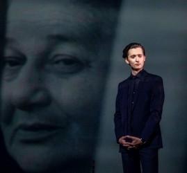 Моноспектакль «Ахматова. Свидетель» 2019