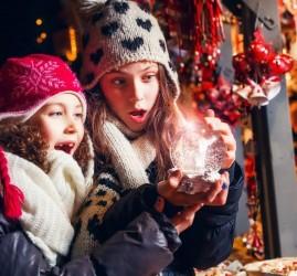 Фестиваль творчества «Christmas market» 2018
