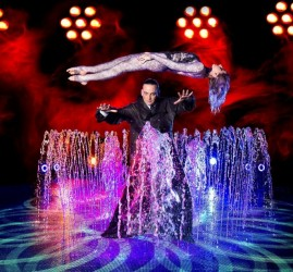 Цирковое шоу «Шоу воды, огня и света!» 2021