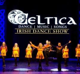 Ирландское танцевальное шоу «Celtica» 2019