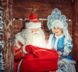 Новогодний спектакль «Волшебный будильник» 2019