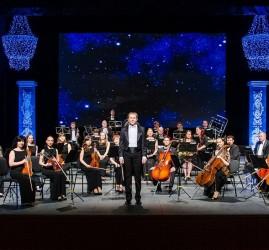 Концерт «К году музыки России и Австрии» 2018