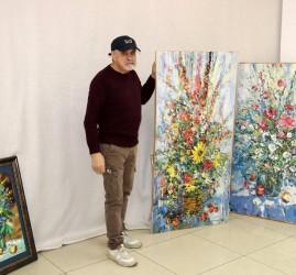 Выставка Виталия Коробейникова