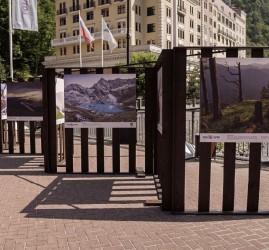 Выставка Александра Перевозова