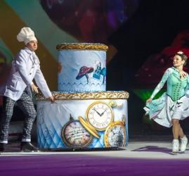 Ледовое шоу Ильи Авербуха «Алиса в стране чудес» 2019