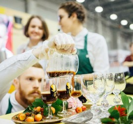 Фестиваль Russian Coffee Festival 2019