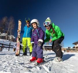 Детский турнир по горным лыжам и сноуборду 2018