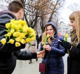 Международный женский день на курорте «Газпром» 2021