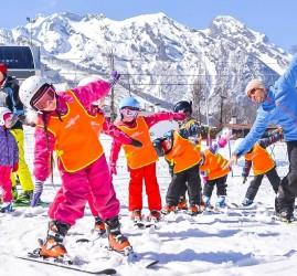 Мастер-классы по горным лыжам для детей 2020/2021