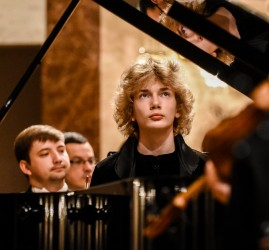 Концерт Ивана Бессонова «Моцарт. Сен-Санс. Чайковский» 2018