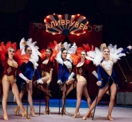 Цирковое шоу  «Аливрувер» 2021