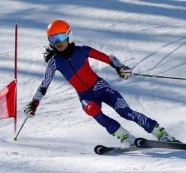 Соревнования по горнолыжному спорту 2018